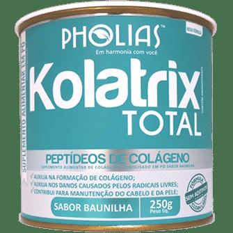 Kolatrix total, Peptídeos de colágeno, Baunilha