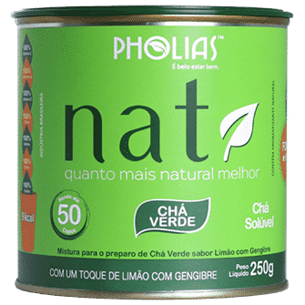 Nati Verde - Chá verde natural