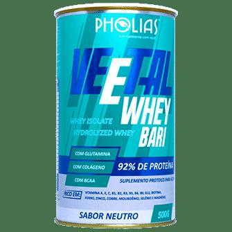 Veetal Whey Bari o Suplemento do Bariátrico