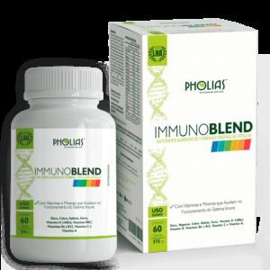 immunoblend o suplemento para imunidade